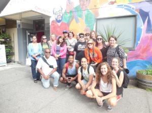 Oregon State University Canada Study Abroad Class-British Columbia, June, 2015